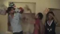 indian Extended Family altercation - YouTube