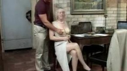 primitive damsel and youthfull  boy  - 34