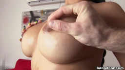 Latina From Colombia With A Big Ass Gets...
