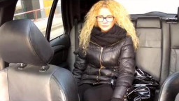 FakeTaxi - Czech bombshell takes on big man-meat