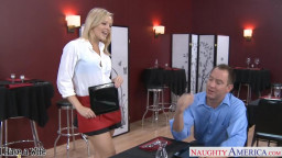 behaved wife Alexis Texas plowing