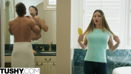 TUSHY Lets Have Ass Sex Sex At The Same Time As Your House Wife Is Gone