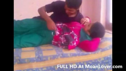 Indian Nymph pressured by his bf MoanLover.com