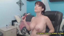 Busty Mommy Fuck All Holes Naughty And Hard