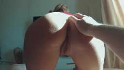 Pussy eating and fingering