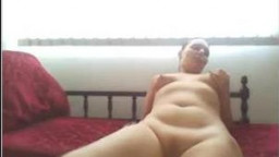 Berry, sexy stunner reveals all on webcam
