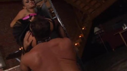 dominating stunner gets pumelled in the arse