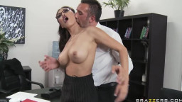 Office workers are the best at swallowing