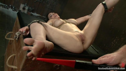 submissive Annika getting her donk plowed