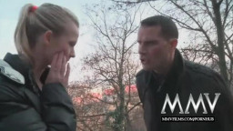 MMV Films German teen gets picked up and pulverized