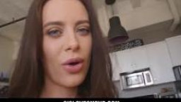 Sexy Stepsister Lana Rhoades Will Do Anything For Her Brother