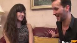 French Milf Will Get Interviewed Then Analized