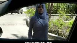 TeensLoveAnal - Teen in Hijab Will Get Analed