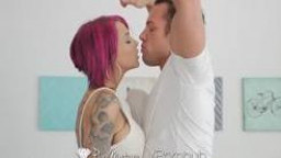 PureMature - Inked Anna Bell Peaks largest body of artwork