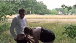 hook-up  in public with a pregnan damsel. awesome!