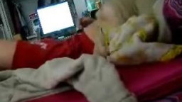 watch NOT lifeless my adorable  sister fingering on bed. Hidden cam