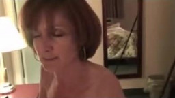 Nice Amateur MMF With Milf In Hotel