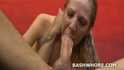 mouth  plumbed stunner outrageous xxx  porn